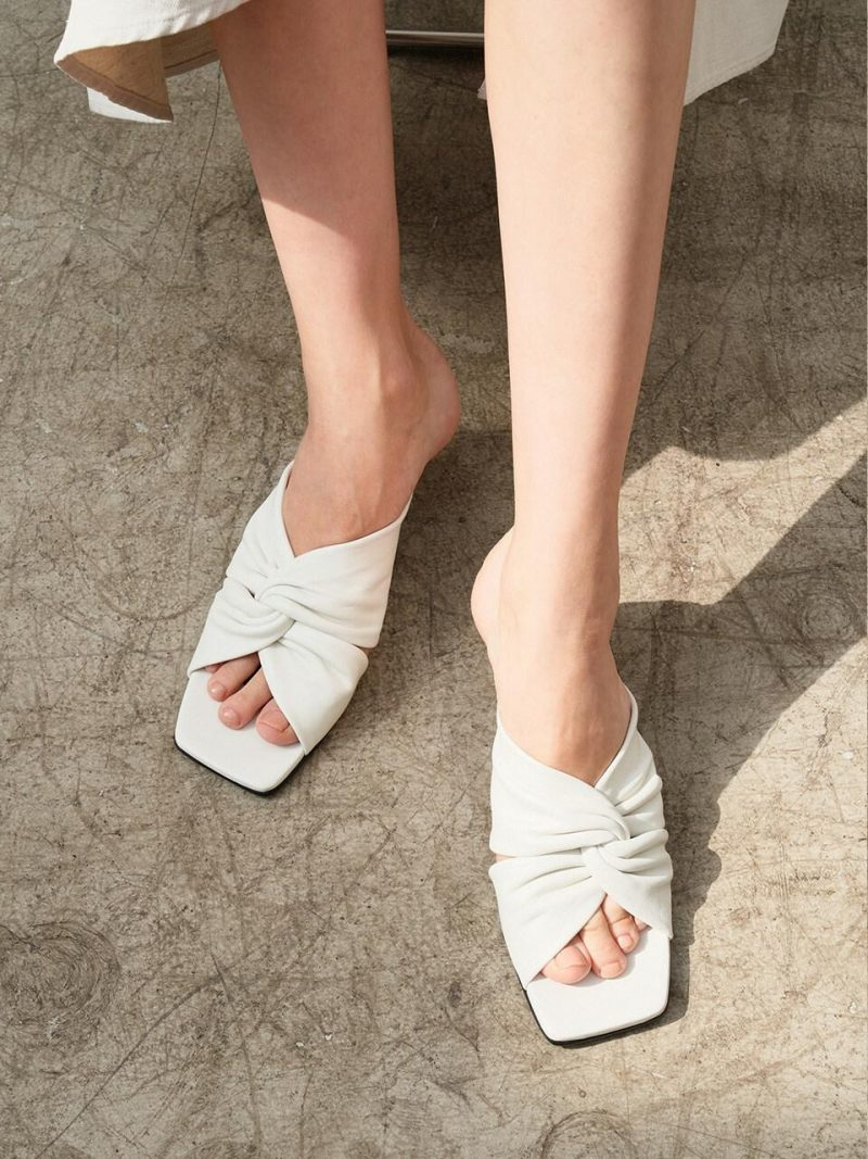 010 Strappy Sandals 3 Colors
