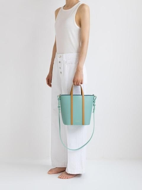 2 Way Bucket Bag Limpet Shell