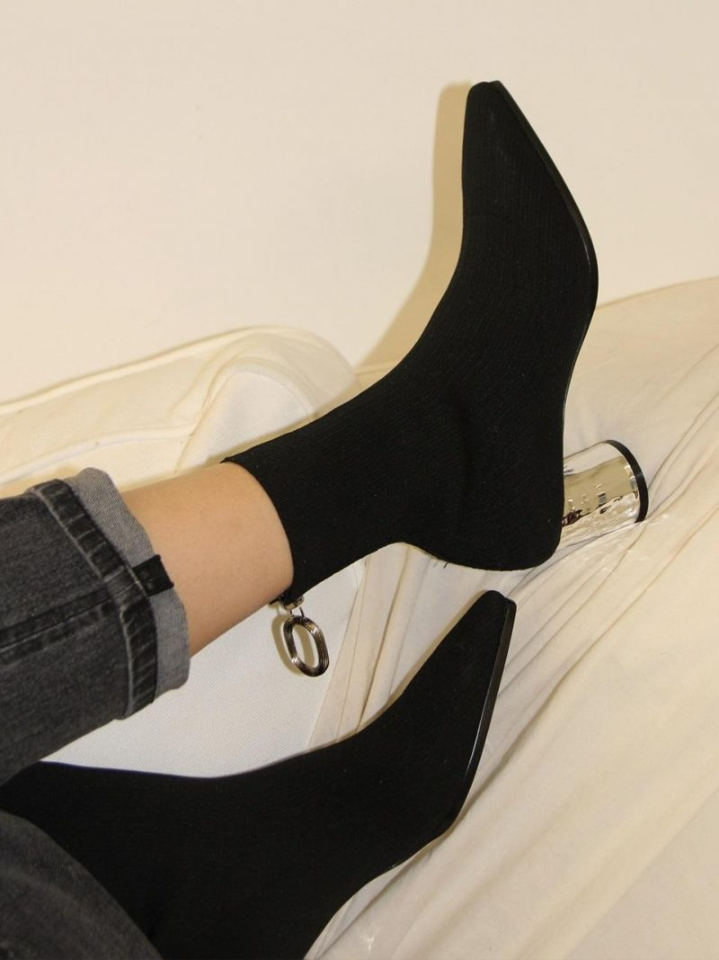Ankle Boots_Treasurely_Rb1832_6cm