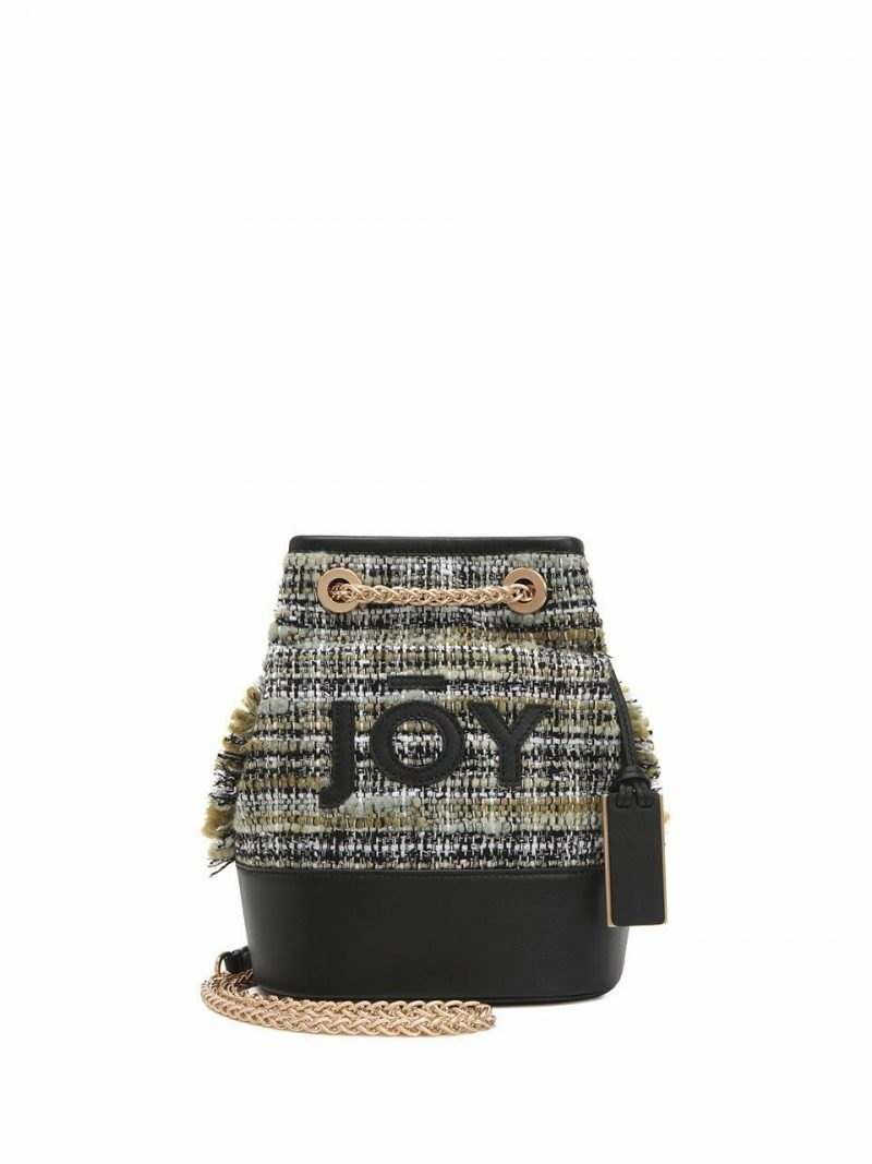 Audrey Tweed Bucket Bag LW0SA2260_4A