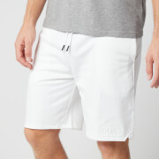 BOSS Men's Heritage Shorts - White - S