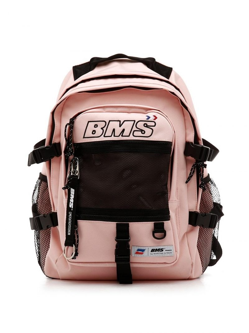 Bms Utility Backpack Pink