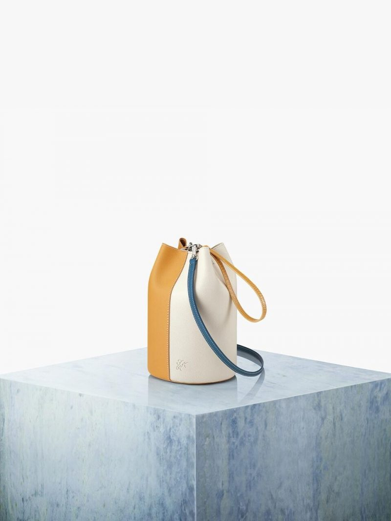 Bottle Bag 15 Basic Solid Set_Yellow Com