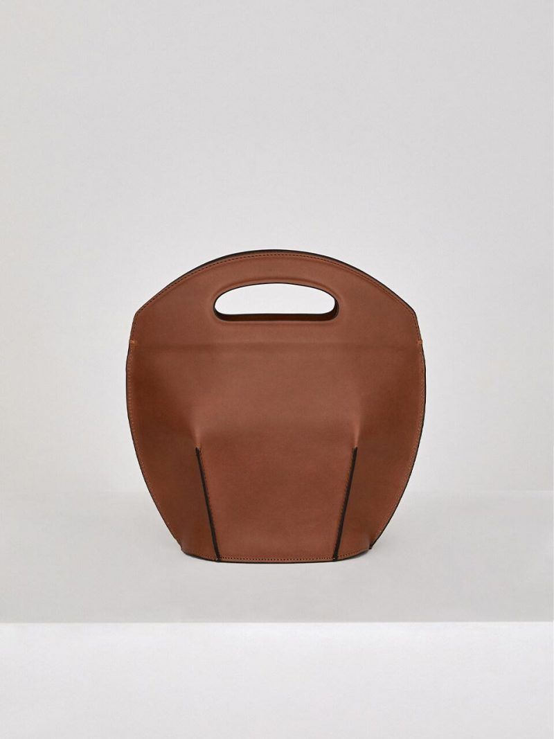 Bucket Bag_Brown