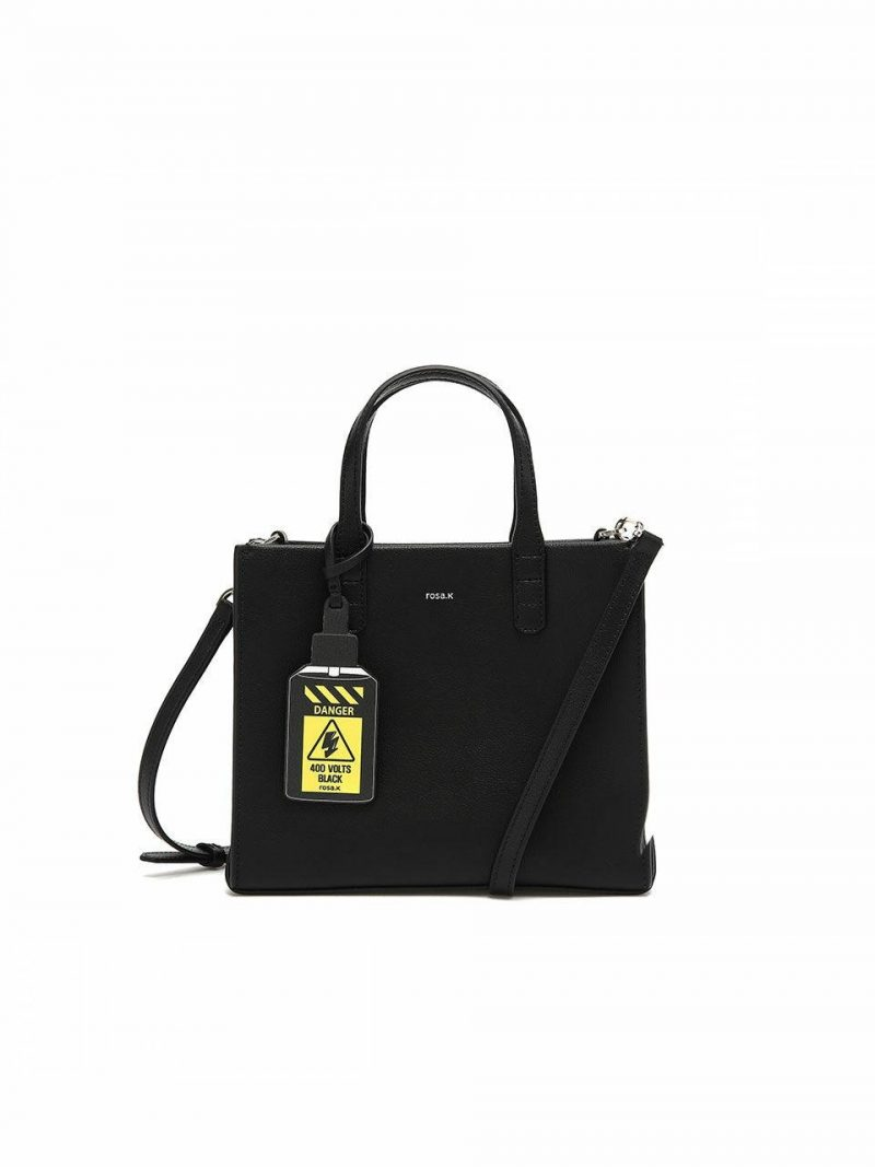 Cabas Day Tote Bag S_Black_RTTSBC679BK