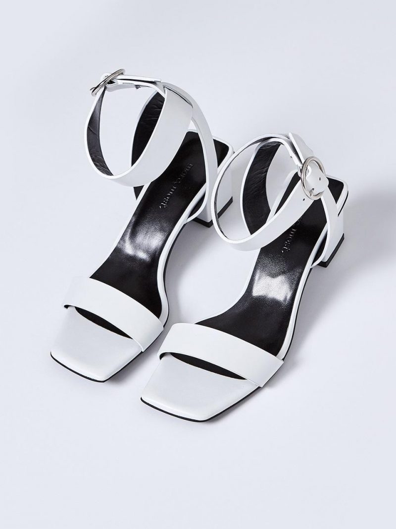 Circle Ring Belted Sandal_MM064