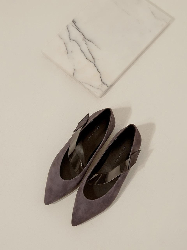 Clear Velcro Flat-Shoes_MM021S