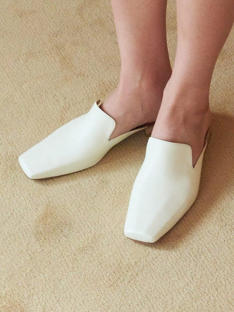 Donna Mules Ivory