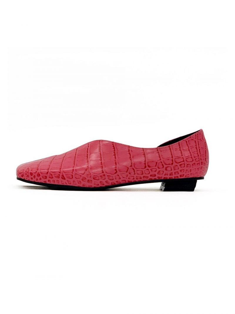 F19A-UG In French Rose Croc