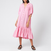 Free People Women's Maya Shirt Dress - Pink - S