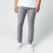 HUGO Men's Zennet202 Trousers - Open Grey - S/46