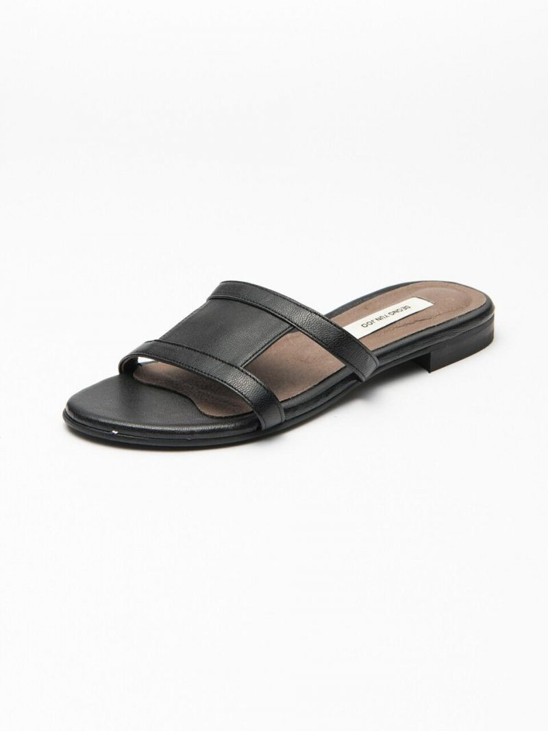Heizel Slippers Black