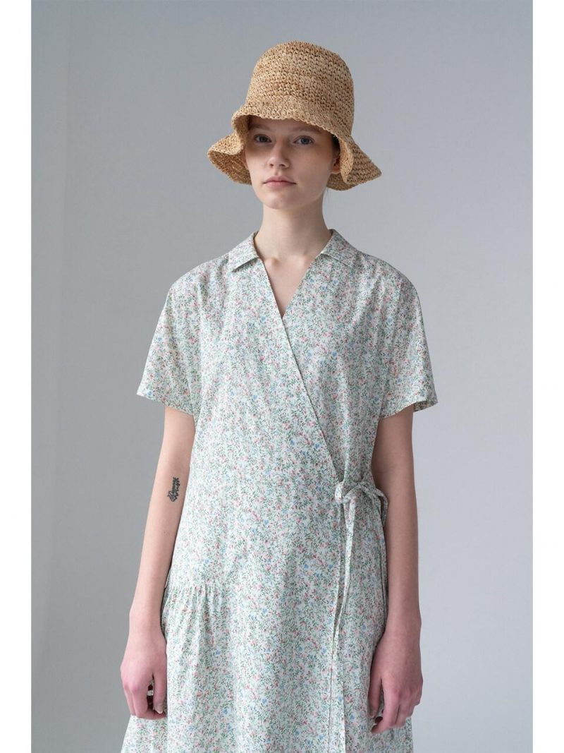 Joie Wrap Dress_Small Floral