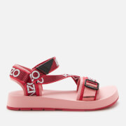 KENZO Women's Papaya Sandals - Pink - UK 3.5