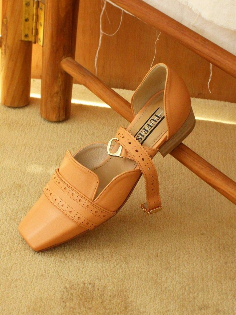Lala Loafers Coral
