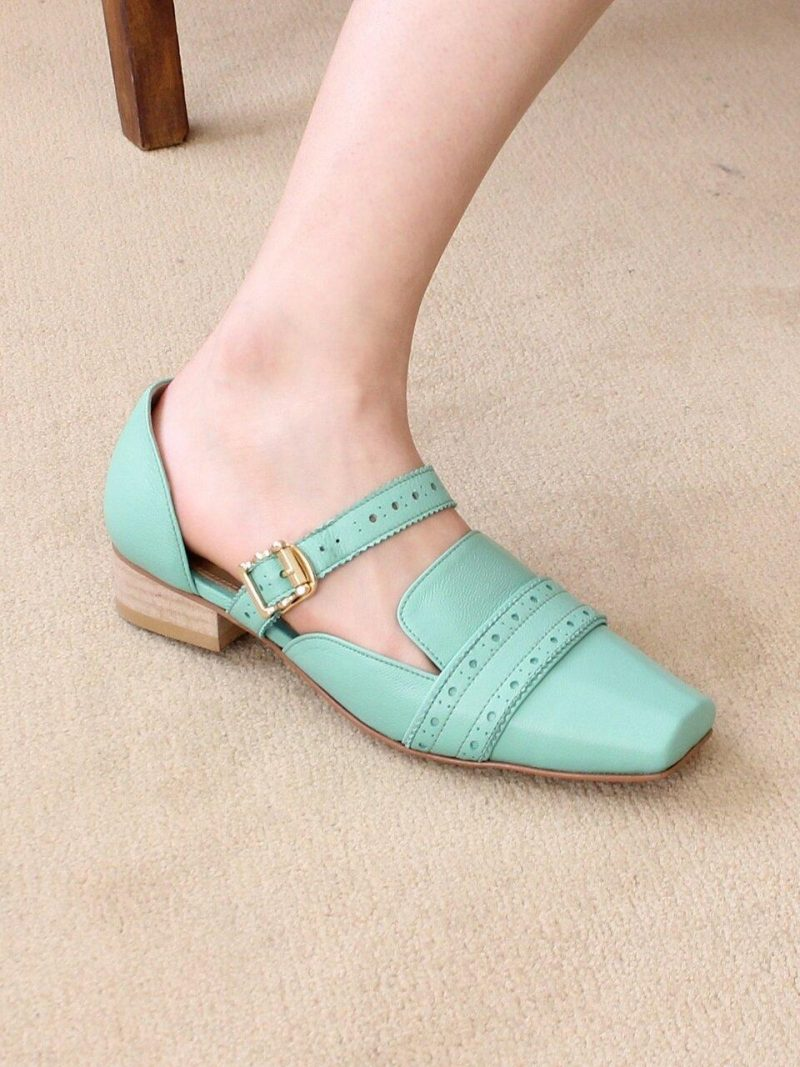 Lala Loafers Mint