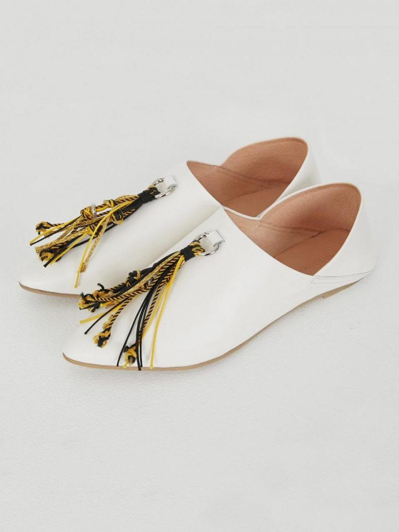 Moroccan Shoes_Off White