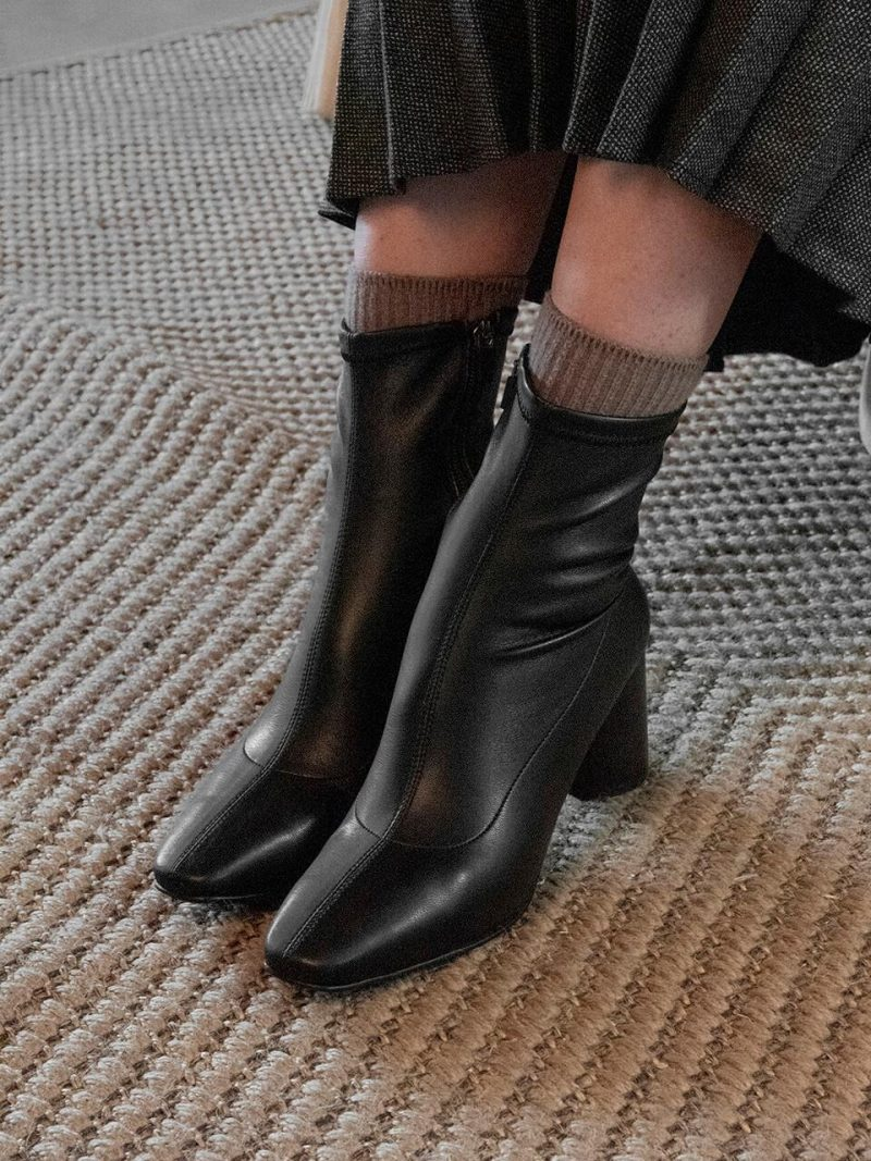 New Span Boots_Low_Black