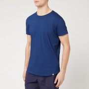 Orlebar Brown Men's Crewneck T-Shirt - Denim Pigment - S - Blue
