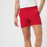 Orlebar Brown Men's Setter Swim Shorts - Rescue Red - W34