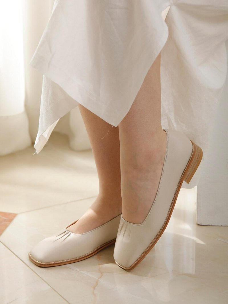 Our Loafer Ivory