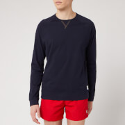 PS Paul Smith Men's Long Sleeve Top - Navy - S