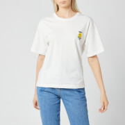 Philosophy di Lorenzo Serafini Women's Happy Without You T-Shirt - White - XS