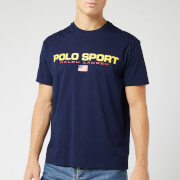 Polo Sport Ralph Lauren Men's T-Shirt - Cruise Navy - S