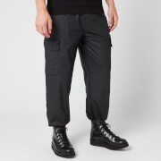 RAINS Men's Ultralight Cargo Pants - Black - XS/S