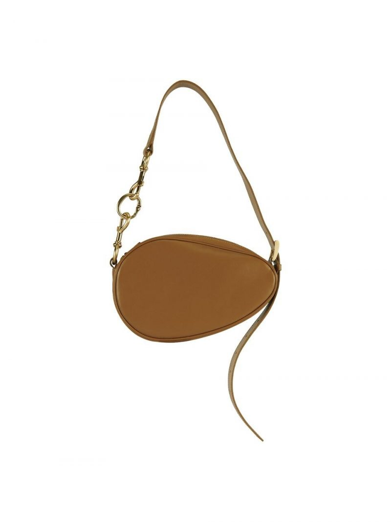 RL3-BG012 Oval Middle Bag