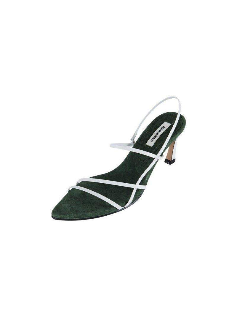 RL3-SH012 3 Strappy Pointed Sandals