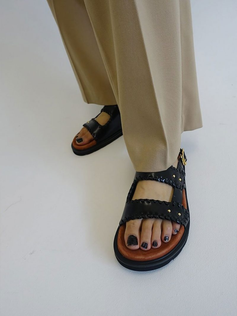 RL3-SH024 Turnover Mold Sandals