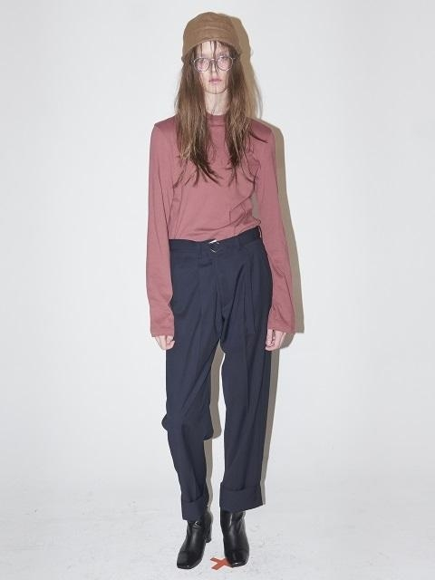 ROOMY MENS TROUSERS - NAVY