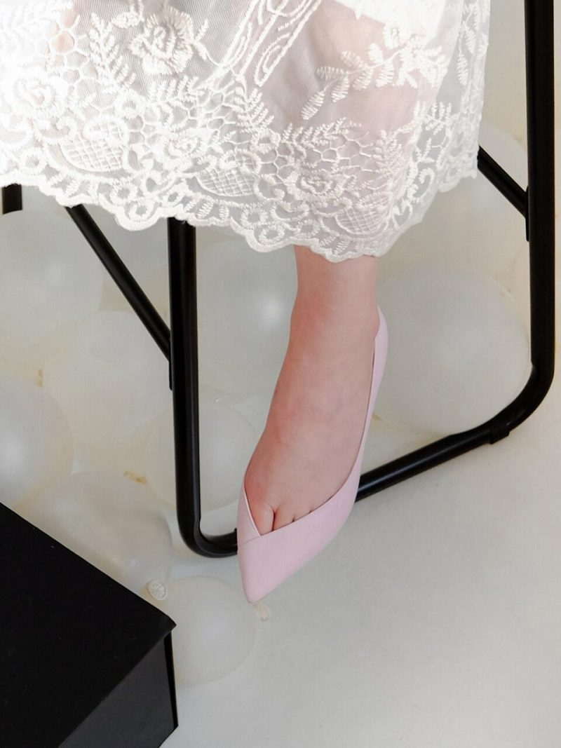 Sping Flat Shoes_wcp20s_Pink
