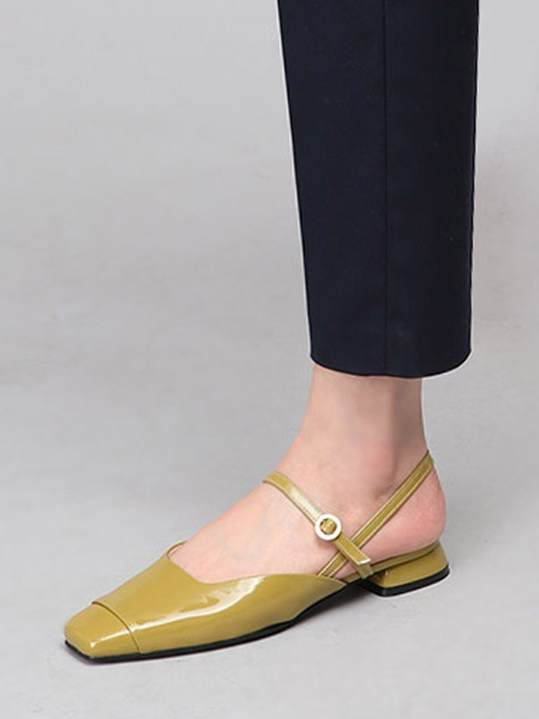 Suada Flat Shoes