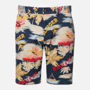 Tommy Hilfiger Men's Brooklyn Hawaii Shorts - Desert Sky - W30