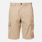 Tommy Hilfiger Men's John Cargo Light Twill Shorts - Batique Khaki - W30