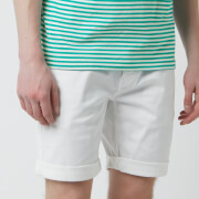 Tommy Jeans Men's Essential Chino Shorts - Classic White - W30 - White