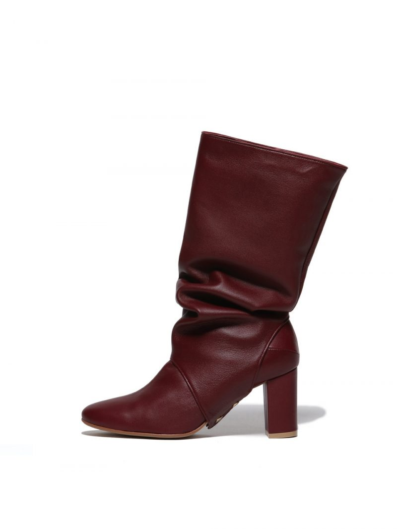 Transform Boots - Red Wine