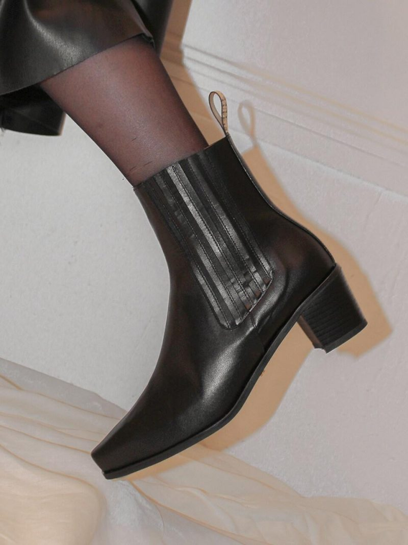 Western Boots_Black