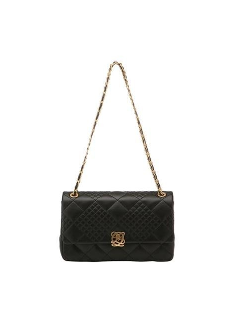 Women Diamond Quilted Shoulder Bag