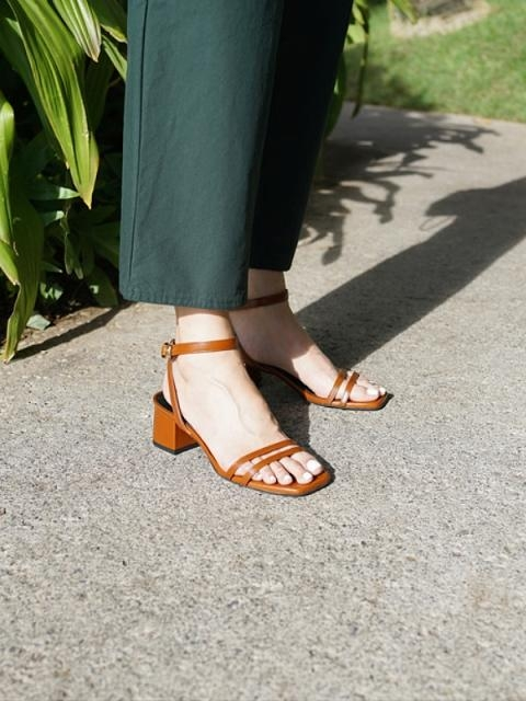 Have It Sandals (Brown)