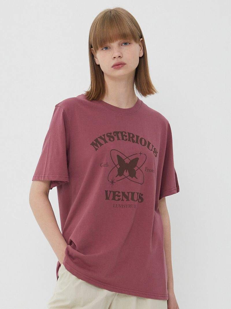 GV Mysterious T-Shirt (Red)