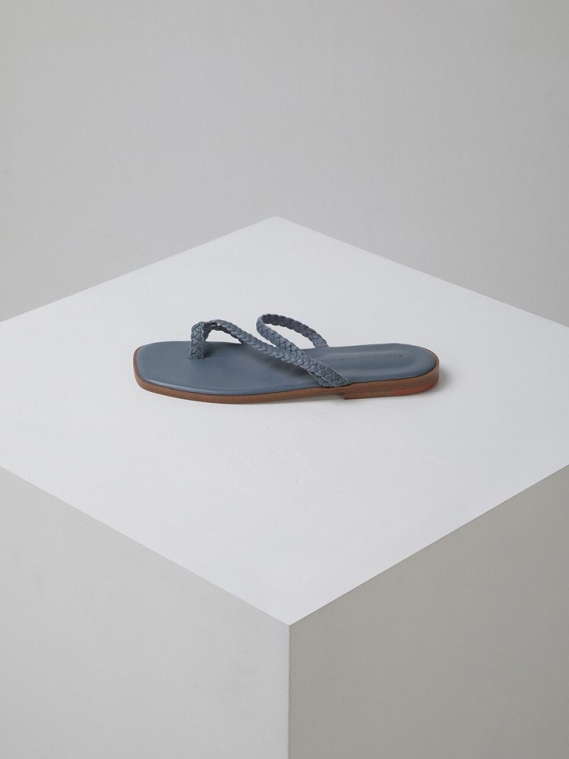 The Essential Sandals_Blue Orchid