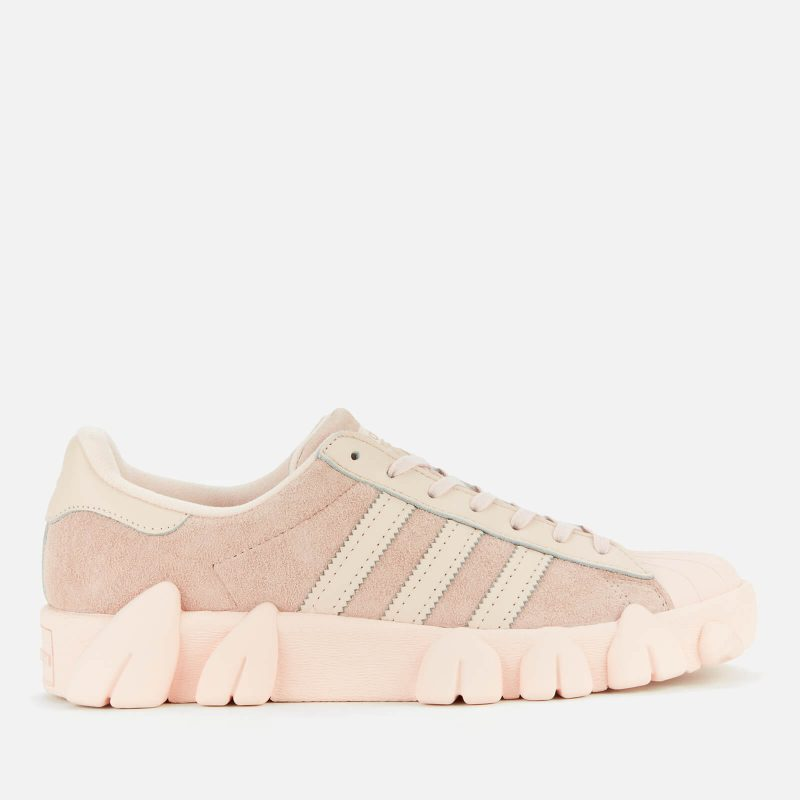 adidas X Angel Chen Women's Superstar 80S Ac Trainers - Icey Pink - UK 3