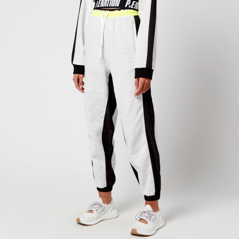 P.E Nation Women's Opponent Track Pant - Grey Marl - L